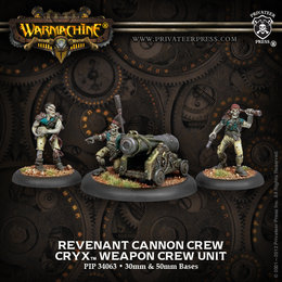 Revenant Cannon Crew Unit