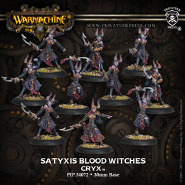 Satyxis Blood Witches Unit