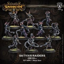 Satyxis Raiders Unit