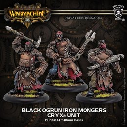 Black Ogrun Iron Mongers