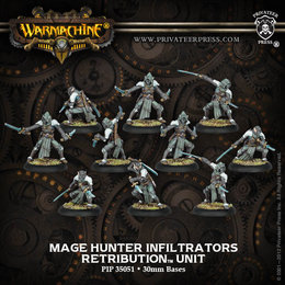 Mage Hunter Infiltrators Unit
