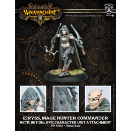 Eiryss, Mage Hunter Commander Unit Attachment