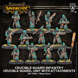 Crucible Guard Infantry w/ CA