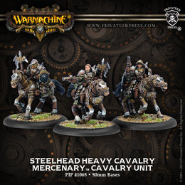 Steelhead Heavy Cavalry Min Unit - Old