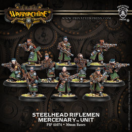 Steelhead Riflemen Unit - Old