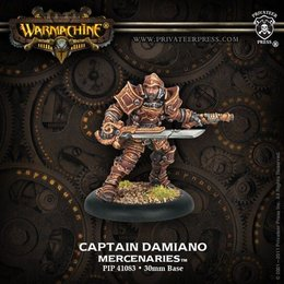 Captain Damiano