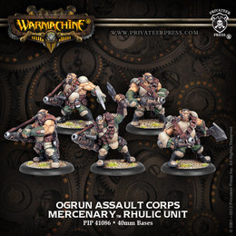 Ogrun Assault Corps Unit