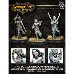 The Devils Shadow Mutineers Unit