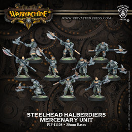 Steelhead Halberdiers Unit