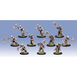 Steelhead Halberdiers / Riflemen Unit