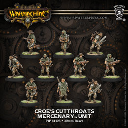 Croe's Cutthroats Unit
