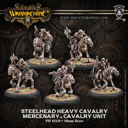 Steelhead Heavy Cavalry Unit