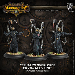 Cephalyx Overlords Ally Unit