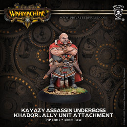 Kayazy Assassin Underboss Unit Attachment