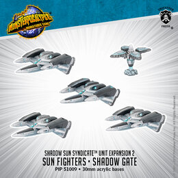 Sun Fighter & Shadow Gate