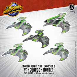 Vanguards & Hunter