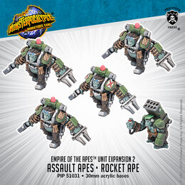 Assault Apes & Rocket Ape