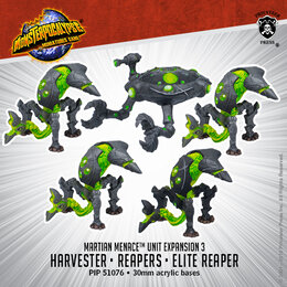 Reapers & Harvester