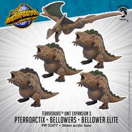 Bellowers & Pteradactix