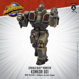 Komkor 001 – Zerkalo Bloc Monster