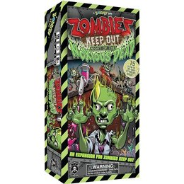 Zombies Keep Out Expansion - Noxious Dead