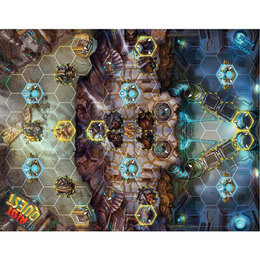 Temple of Concord Playmat