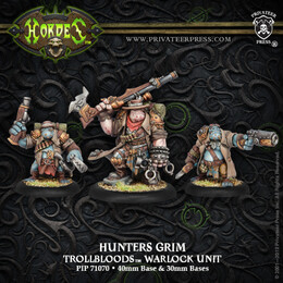 Hunters Grim Epic Warlord Unit
