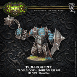 Troll Bouncer Light Warbeast