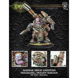 Madrak, Great Chieftan