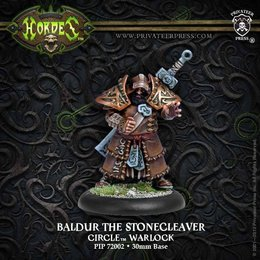 Baldur the Stonecleaver - Old