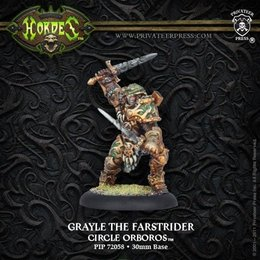 Grayle the Farstrider