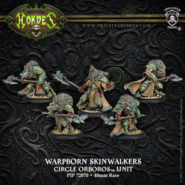 Warpborn Skinwalkers Unit