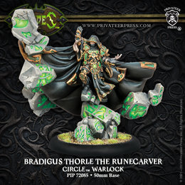 Bradigus Thorle the Runecarver