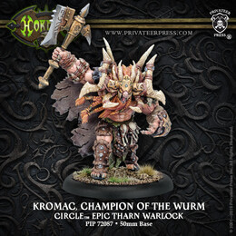 Kromac, Champion of the Wyrm
