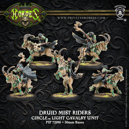 Druid Mist Riders Unit