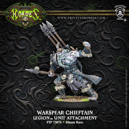 Warspear Chieftain Unit Attachment