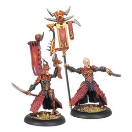 Venator Reiver Officer and Standard Bearer