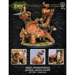 Siege Animantarax Battle Engine