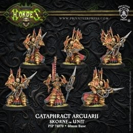 Cataphract Arcuarii Unit