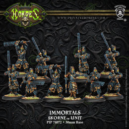 Immortals Unit Box Set