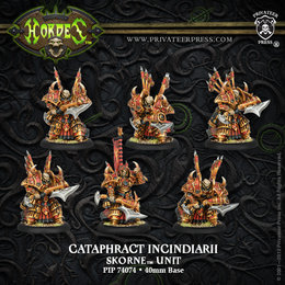Cataphract Incindiarii Unit