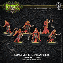 Paingiver Beast Handlers Unit