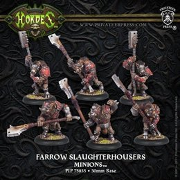 Farrow Slaughterhousers Unit