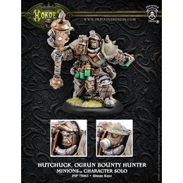 Hutchuck, Ogrun Bounty Hunter