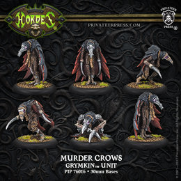 Murder Crows Unit