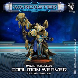 Coalition Weaver - Marcher Worlds Solo