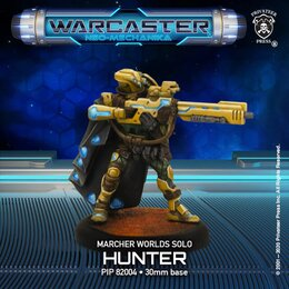 Hunter – Marcher Worlds Solo