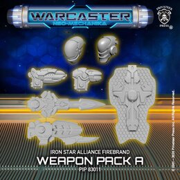 Firebrand A Weapon Pack – Iron Star Alliance Pack