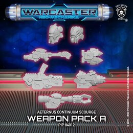 Scourge A Weapon Pack  – Aeternus Continuum Pack