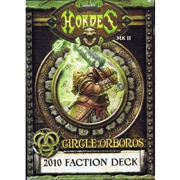 Card Deck - Circle Orboros